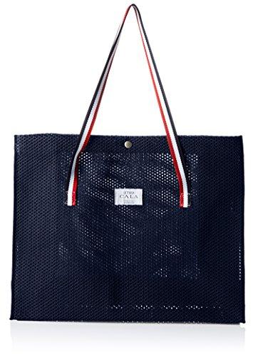 Cala Beach Bag - Bolsa de Hombro Mujer Azul (Marine)