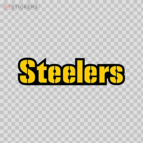 Vinyl Stickers Decals Pittsburgh Steelers Nfl Garage Home Window D217 - Pittsburgh Steelers Salt Nfl