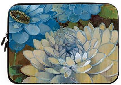 Laptop Sleeve case cover 17 Inch,Notebook//MacBook Pro//MacBook Air Laptop Colorful Flower Laptop Sleeve