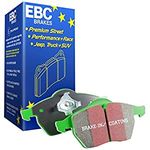EBC Brakes DP32251C Redstuff Ceramic Brake Pad