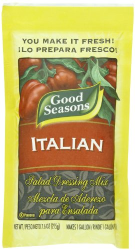 ingredients good seasons italian dressing - 2