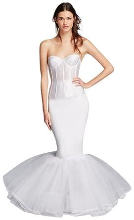 David\'s Bridal Extreme Mermaid Silhouette Slip Style MERMAIDSLIP at ...