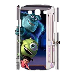 HXYHTY Monsters, Inc Phone 3D Case For Samsung Galaxy S3 I9300 [Pattern-4]