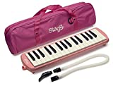 Stagg MELOSTA32 PK -Key Melodica, Pink