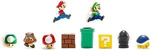 LW Cute Cartoon Figure Magnets Bricks, mushrooms, tortoises, water pipes Home Decoration Creative Refrigerator Magnets