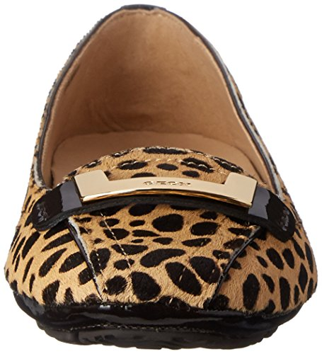 Geox F D En loafers Dionisa Kaffe Kamel TqfTw7rSz