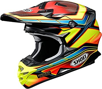 CROSS ENDURO-CASCO SHOEI VFX W CAPACITOR 3 TC TALLA M
