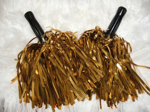 Value pack metallic cheerleader cheerleading