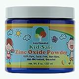 Kid-Safe Zinc Oxide Powder. Lead Free. 100% pure, non-nano, non-nicronized, uncoated, cosmetic grade powder. Great...