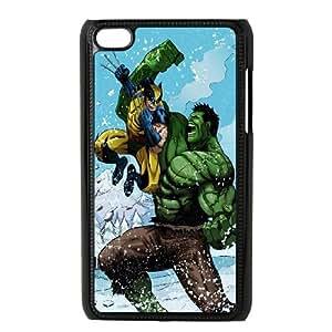 iPod Touch 4 Case Black hulk G7G7DM