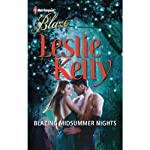 Blazing Midsummer Nights | Leslie Kelly