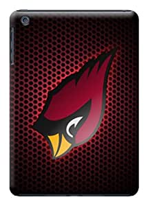 DIY Arizona Cardinals Design Hard Skin Case Cover for iPad mini