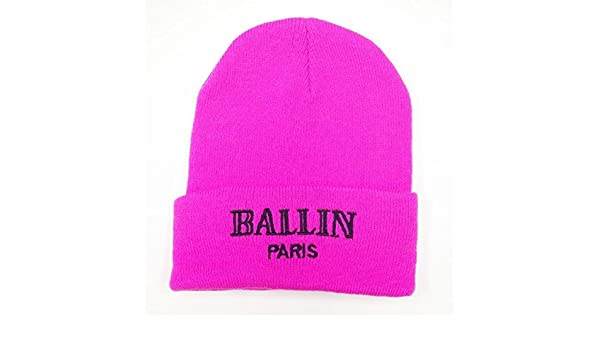 415d641aab0 BALLIN Paris Knit Hat (One Size (S M)