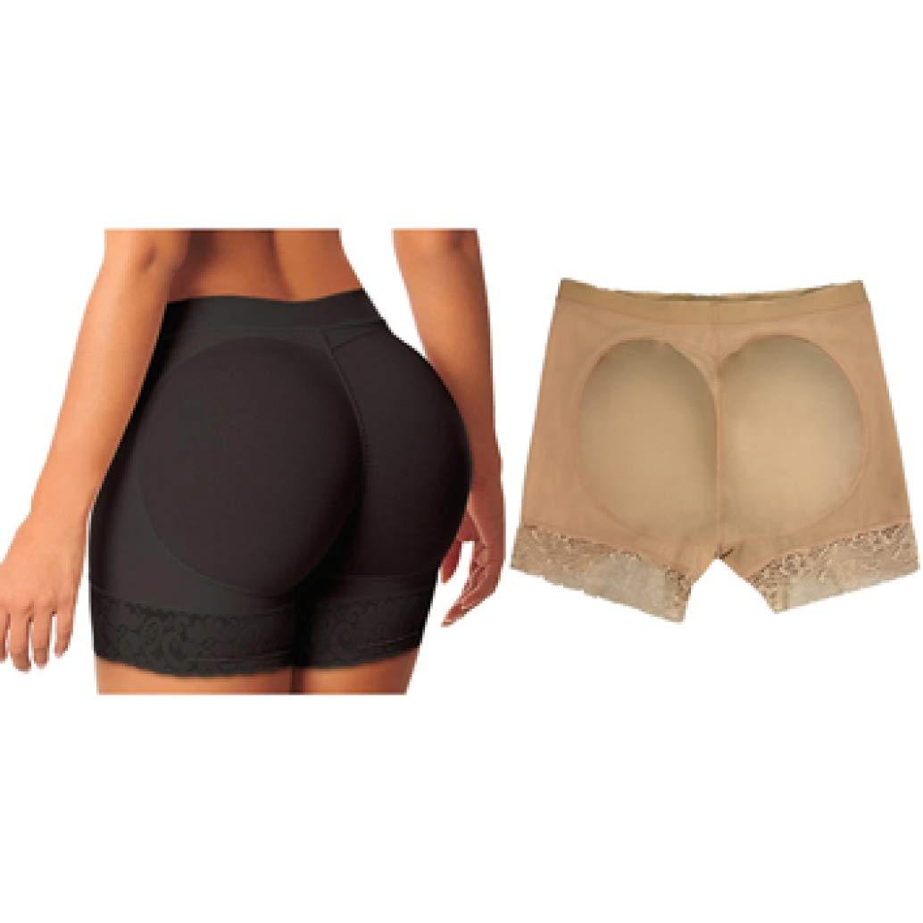 2 Pieces XOKIMI Women Butt Shaping Lifting Panties Padded Briefs Body Shaper