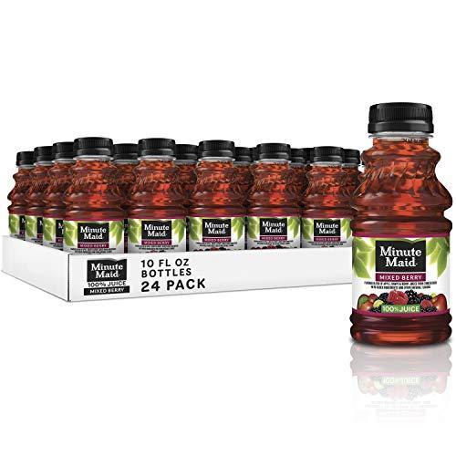 ed Berry Juice, 10 fl oz bottles, Pack of 24 ()