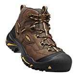 all american boot company - KEEN Utility Men's Braddock Mid Steel-Toed Boot,Cascade Brown/Tawny Olive,12 D US