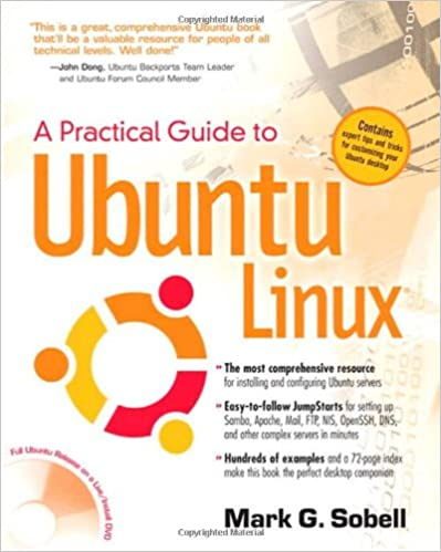 A Practical Guide to Ubuntu Linux: Mark G  Sobell
