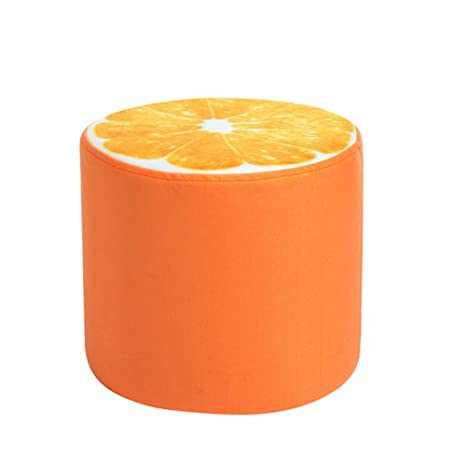 Amazon.com: Fruit Shoe Bench Home Coffee Table Stool ...