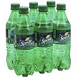 Sprite Soda, 16.9 oz Bottle (Pack of 24)