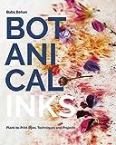 #7: Botanical Inks