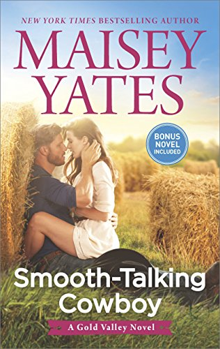 Smooth-Talking Cowboy (A Gold Valley Novel) cover