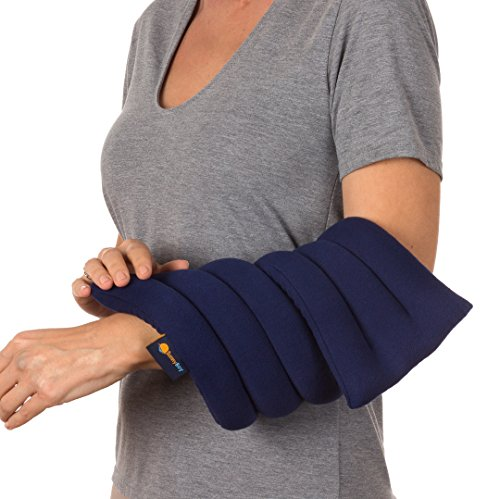 Sunny Extra and Narrow Wrap for Neck and Microwavable, and Cold