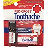 Red Cross Toothache Complete Medication Kit 0.12 oz (Pack of 11)