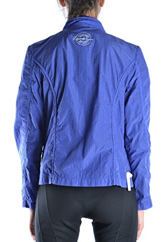 Etiqueta Negra Mujer MCBI118019O Azul Poliamida Cazadora