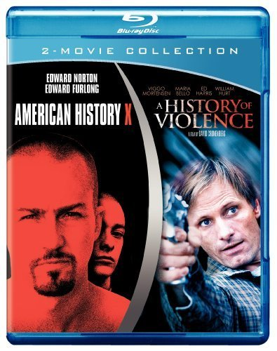 American History X / A History of Violence [Blu-ray] by New Line Home Video