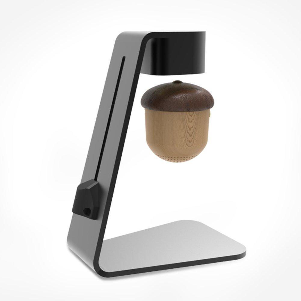 Suspension Magnetic Bluetooth Speakers Audio Mini Pine Cone Audio Gift Toy Creative Household