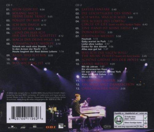 Es Lebe Das Laster - Udo Live