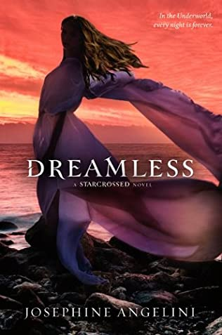 book cover of Dreamless