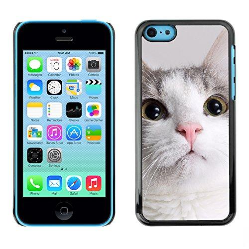 Premio Sottile Slim Cassa Custodia Case Cover Shell // F00011005 chat // Apple iPhone 5C