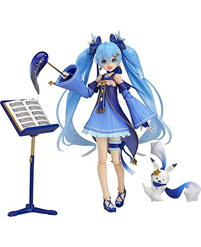 Good Smile Snow Miku Figma Action Figure
