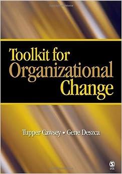 Toolkit for Organizational Change