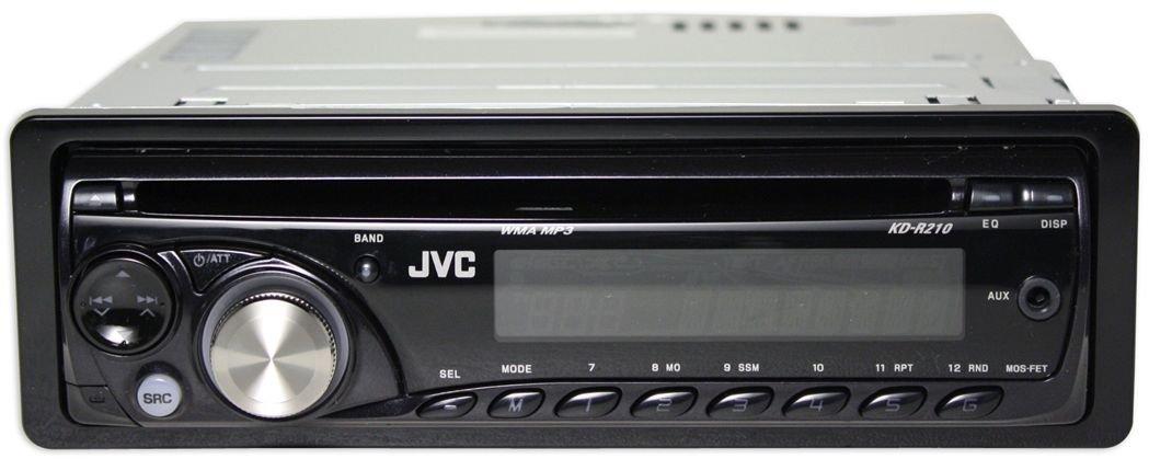 jvc kdr210 manual
