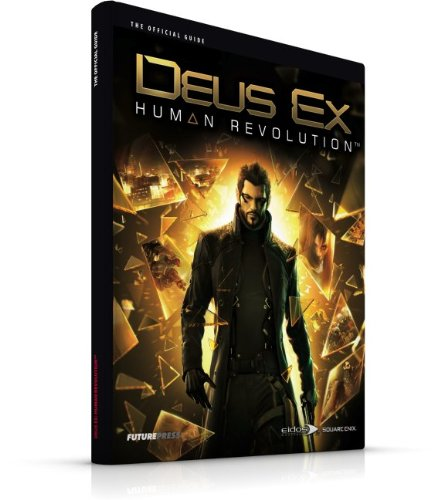 Price comparison product image Deus Ex: Human Revolution The Official Guide