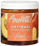 Amoretti Natural Artisan Flavor, Peach, 5.54 Fluid Ounce