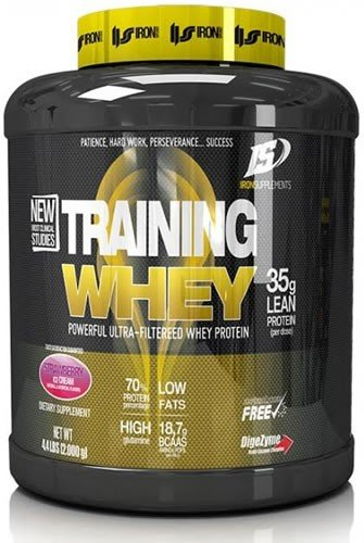 Training Whey - 2Kg - Sabor Fresa: Amazon.es: Salud y ...