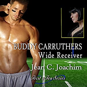 Buddy Carruthers, Wide Receiver Audiobook