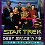 Cal 98 Star Trek Deep Space Nine (Star Trek 1988 Wall Calendars)