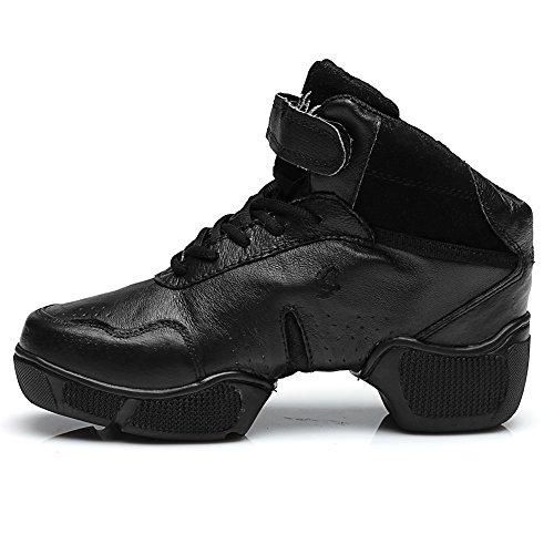 moderne da hop hip moderne esterno ballo B57 da scarpe scarpe jazz donna scarpe da sportive SWDZM da Nero ballo IT scarpe qwPOO1