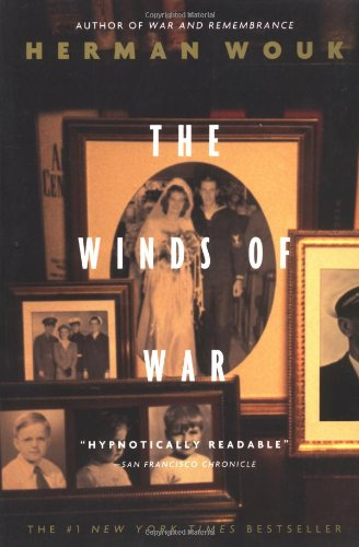 The Winds Of War by Herman Wouk