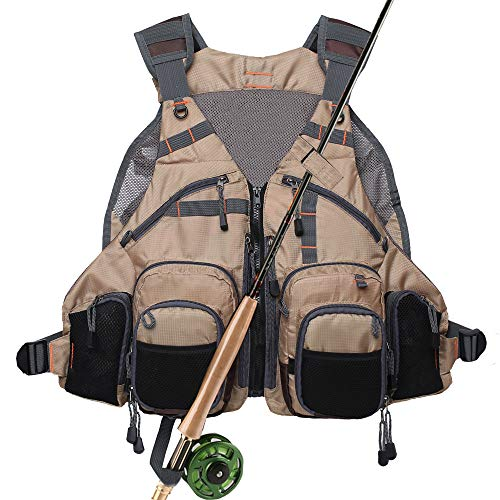 Kylebooker Fly Fishing Vest