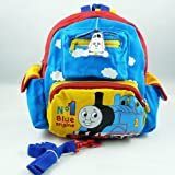 Thomas Friends Baby Child Toddler Infant Newborn Children Boy Girl Kid Keeper Nursery Safety Safe Security Harness Cartoon Backpack Walking Walker Strap Rein Belt Leash Bag Carrier Sling