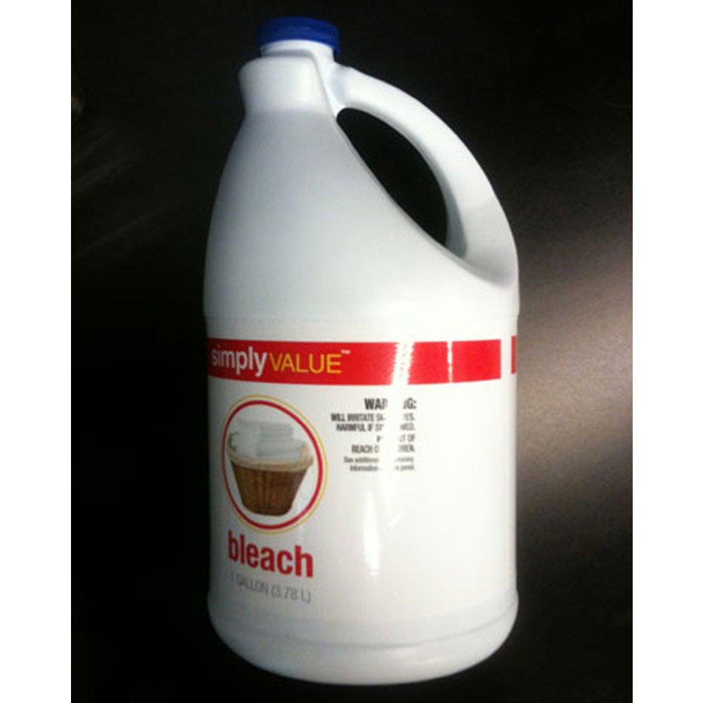 Liquid Bleach, 1 Gallon, 1 Bottle/Unit