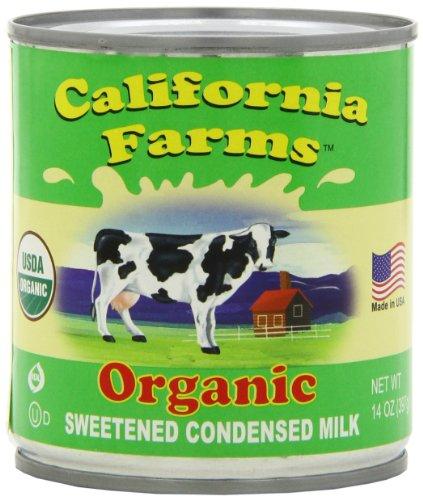 organic condensed milk - 3