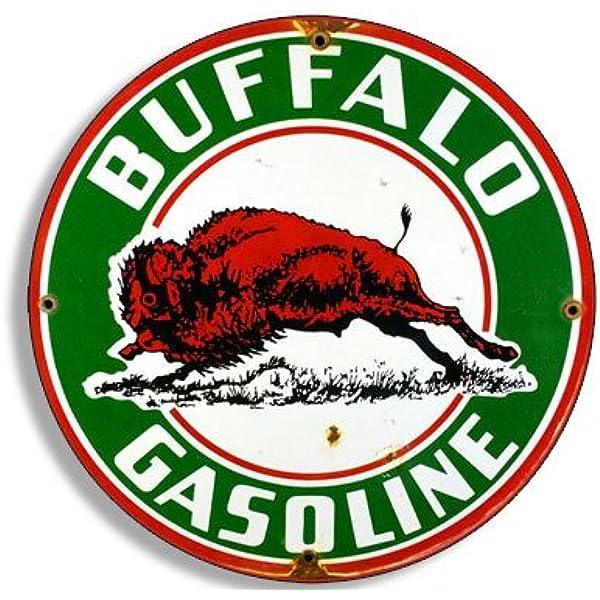 Gasoline Logo Old Rat Rod car Round Vintage Sinclair Dino Gas ...