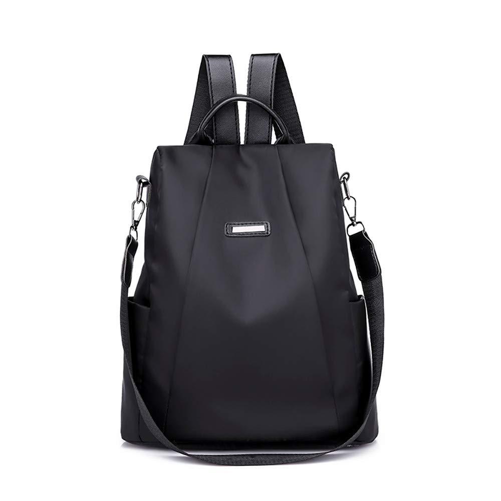 Women Anti-theft Rucksack Backpack Purse Lightweight Travel Bag School Shoulder Bag One/Two Shoulder Bag