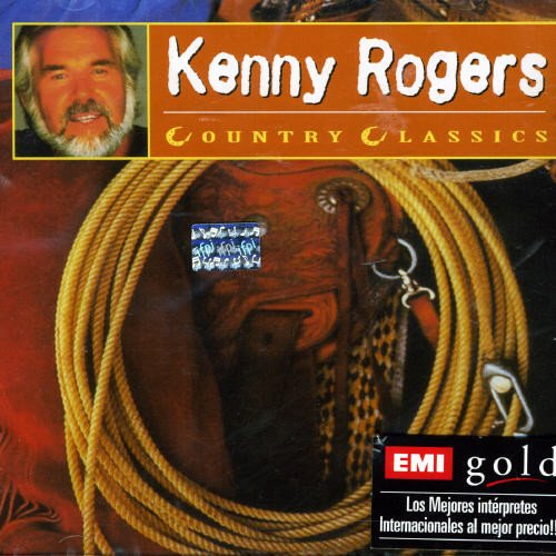 CD : Kenny Rogers - Country Classics (CD)